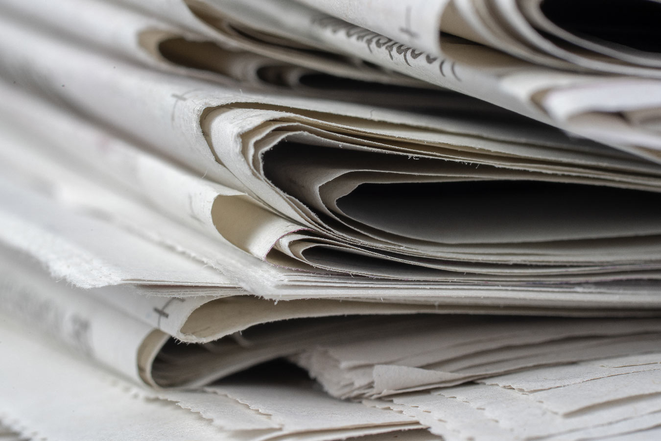 Tas de journaux