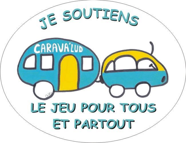 Logo association caravalud