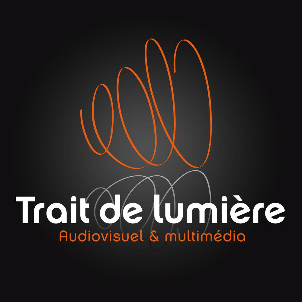 Logo Trait de Lumiere